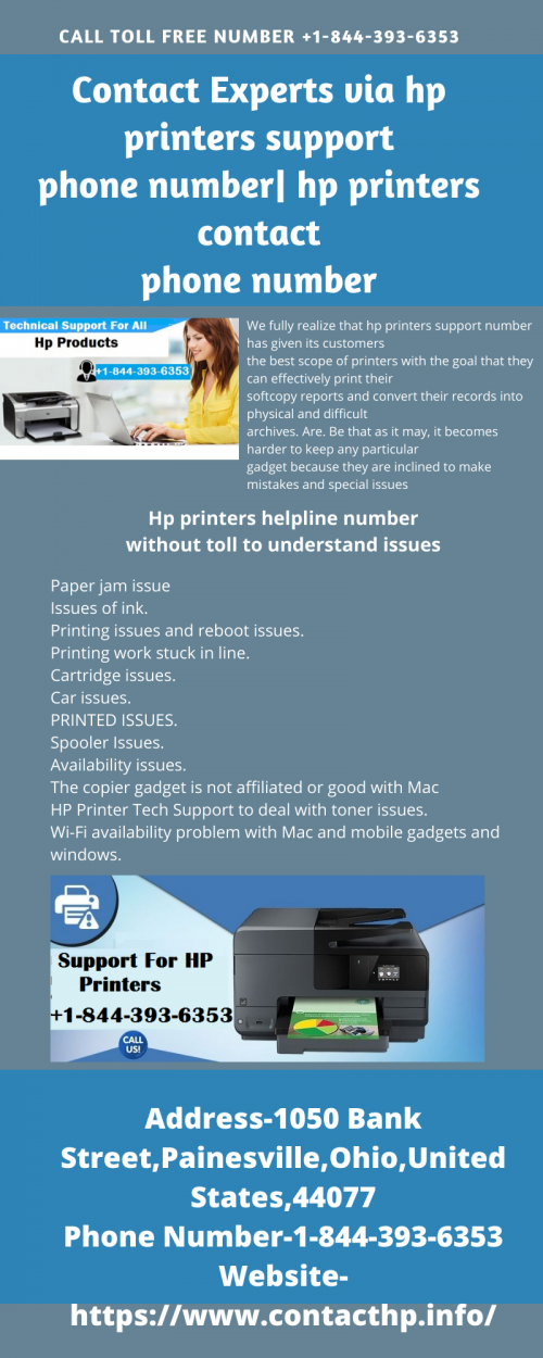 call hp support for printers